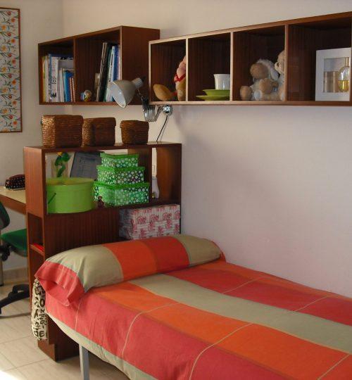 Habitación individual remodelada